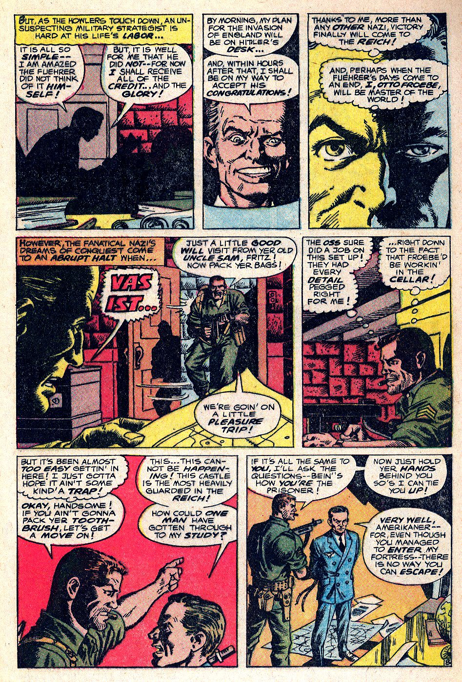 Read online Sgt. Fury comic -  Issue #53 - 13