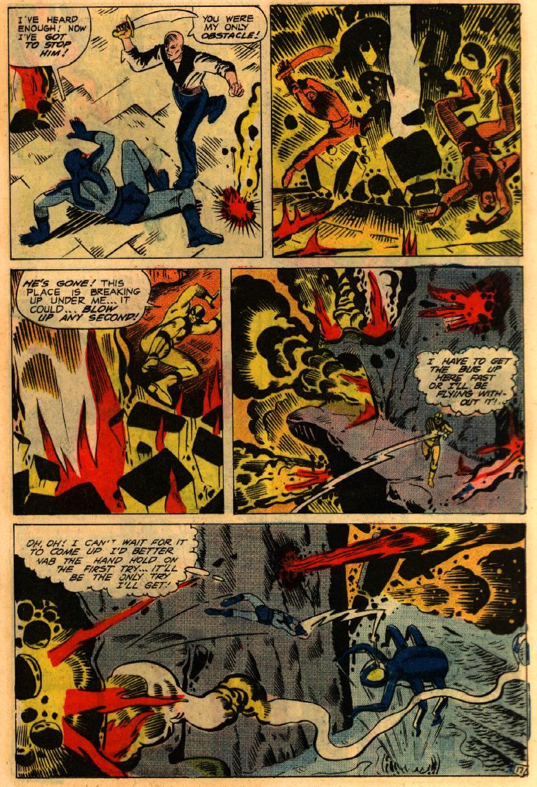 Blue Beetle (1967) issue 4 - Page 21