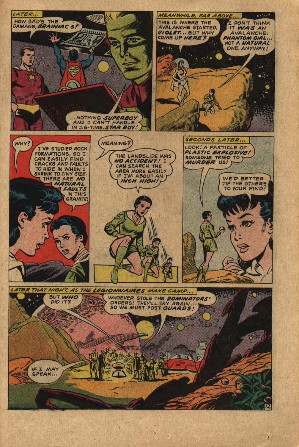 Read online Adventure Comics (1938) comic -  Issue #361 - 15