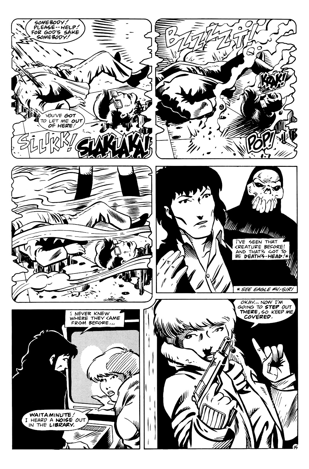 Eagle issue 14 - Page 17