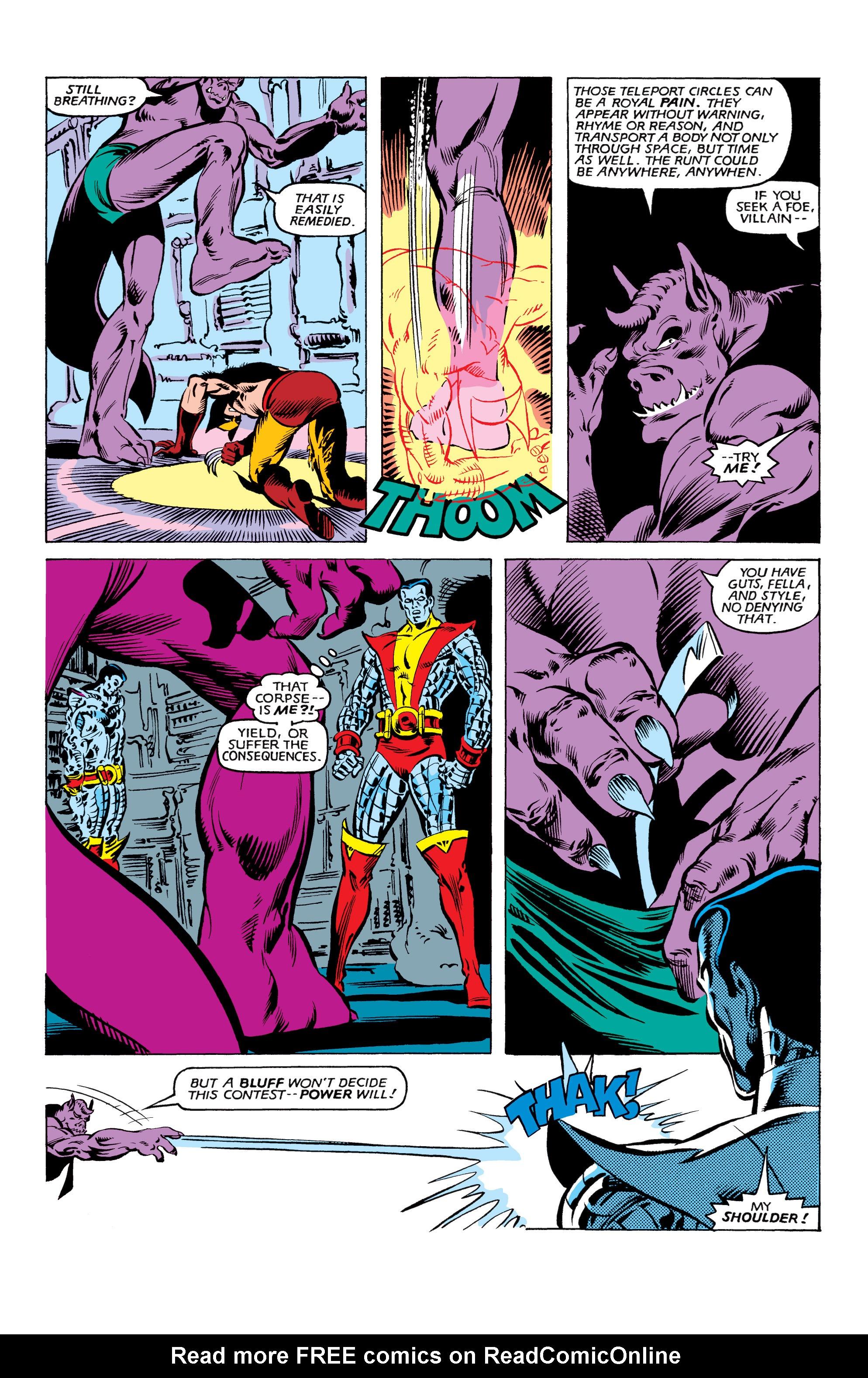 Read online Uncanny X-Men (1963) comic -  Issue #160 - 15