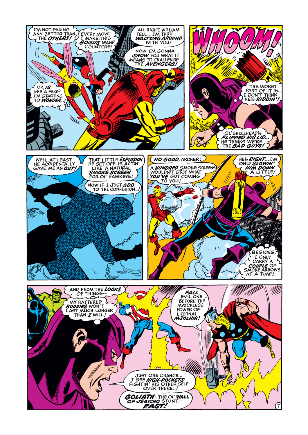 The Avengers (1963) _Annual_2 Page 7