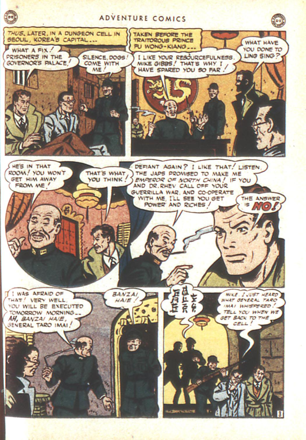 Read online Adventure Comics (1938) comic -  Issue #92 - 37