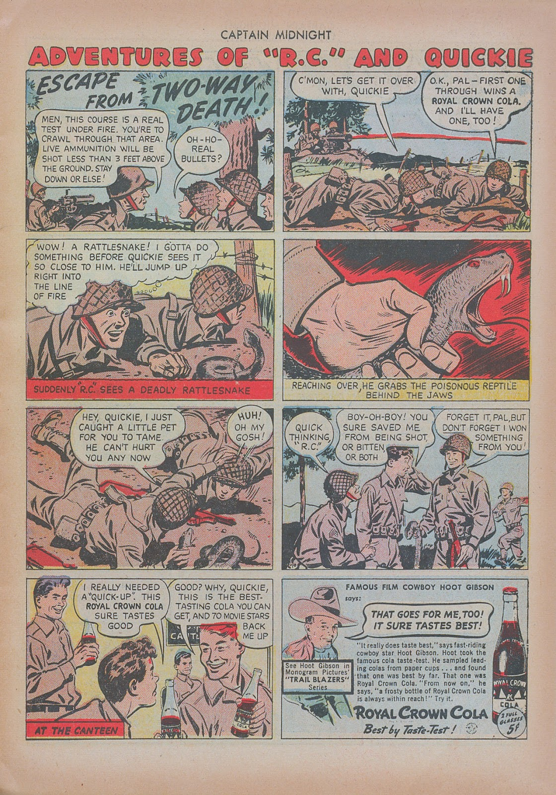 Captain Midnight (1942) issue 20 - Page 15