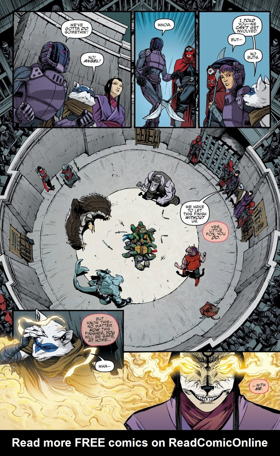 Read online Teenage Mutant Ninja Turtles: The IDW Collection comic -  Issue # TPB 6 (Part 3) - 36