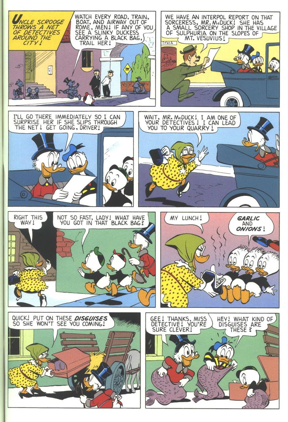 Read online Uncle Scrooge (1953) comic -  Issue #314 - 37