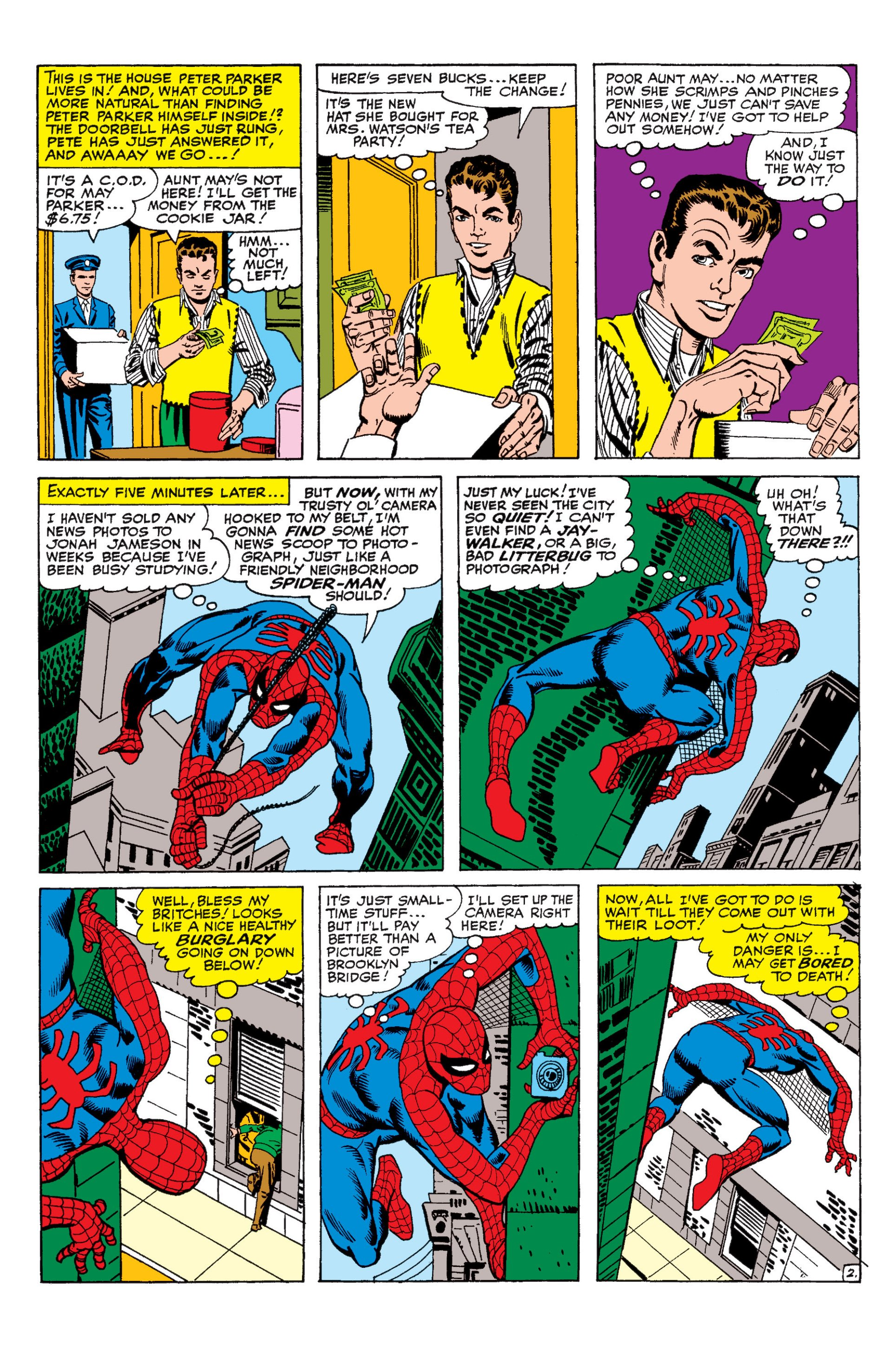The Amazing Spider-Man (1963) 24 Page 2