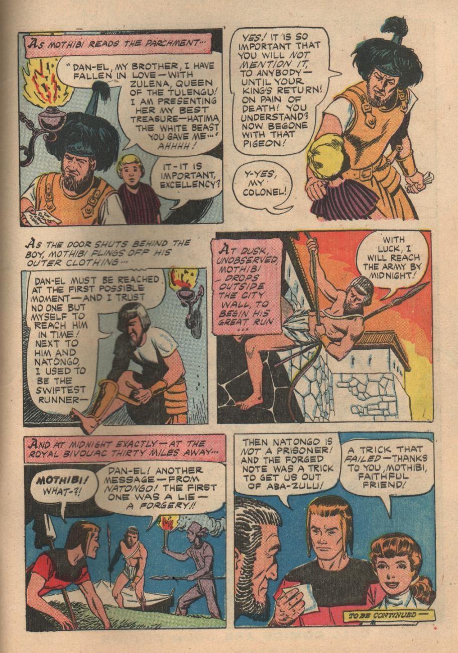 Tarzan (1948) issue 84 - Page 33