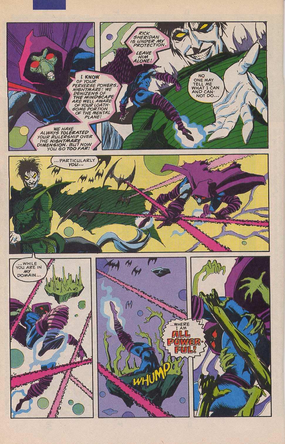 Read online Sleepwalker comic -  Issue #12 - 17