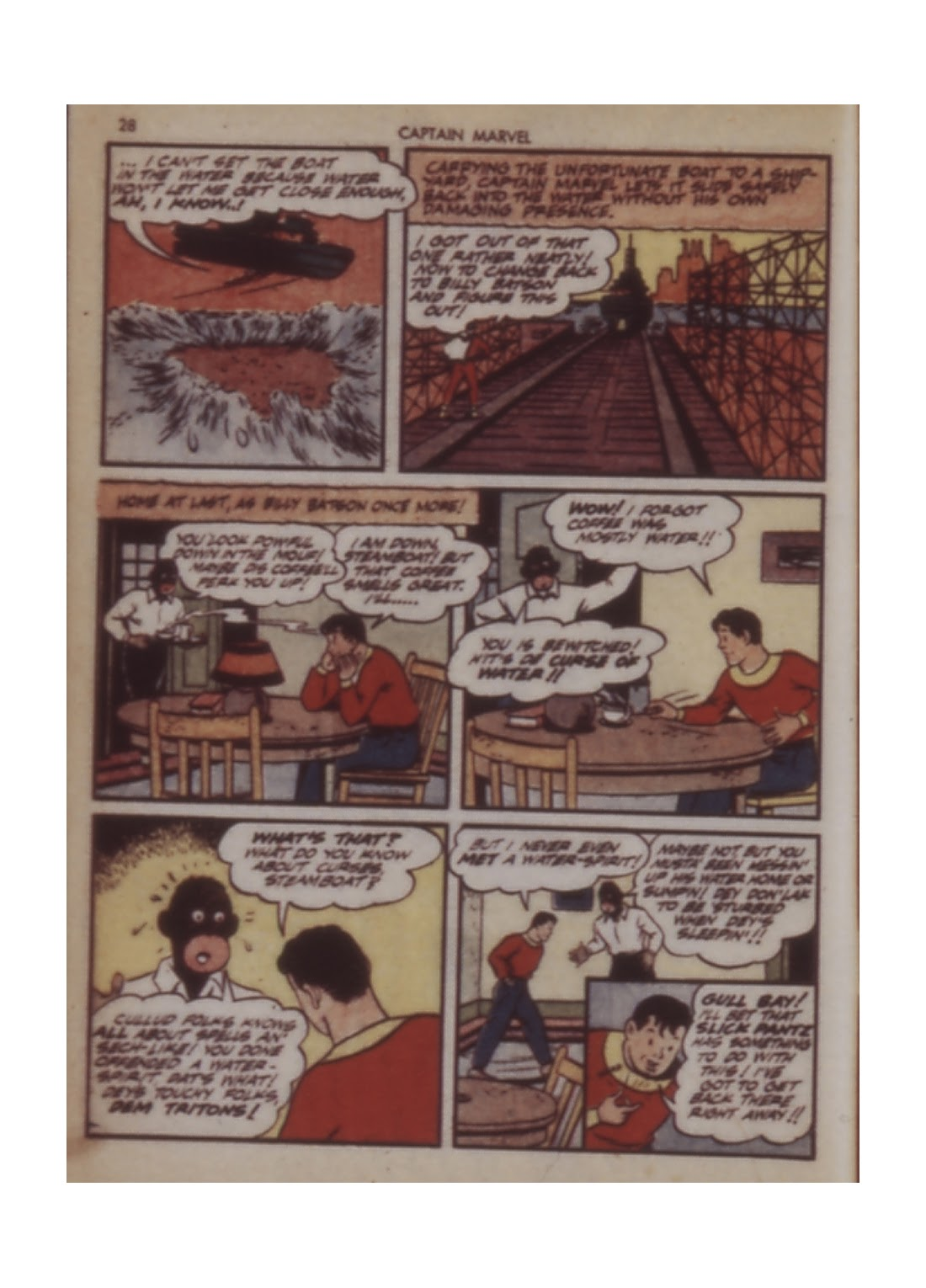Captain Marvel Adventures issue 12 - Page 28