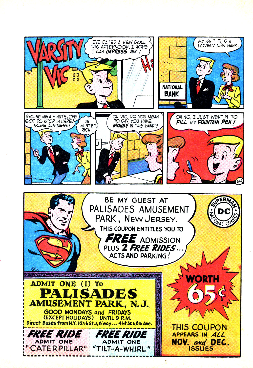 Read online Action Comics (1938) comic -  Issue #246 - 16