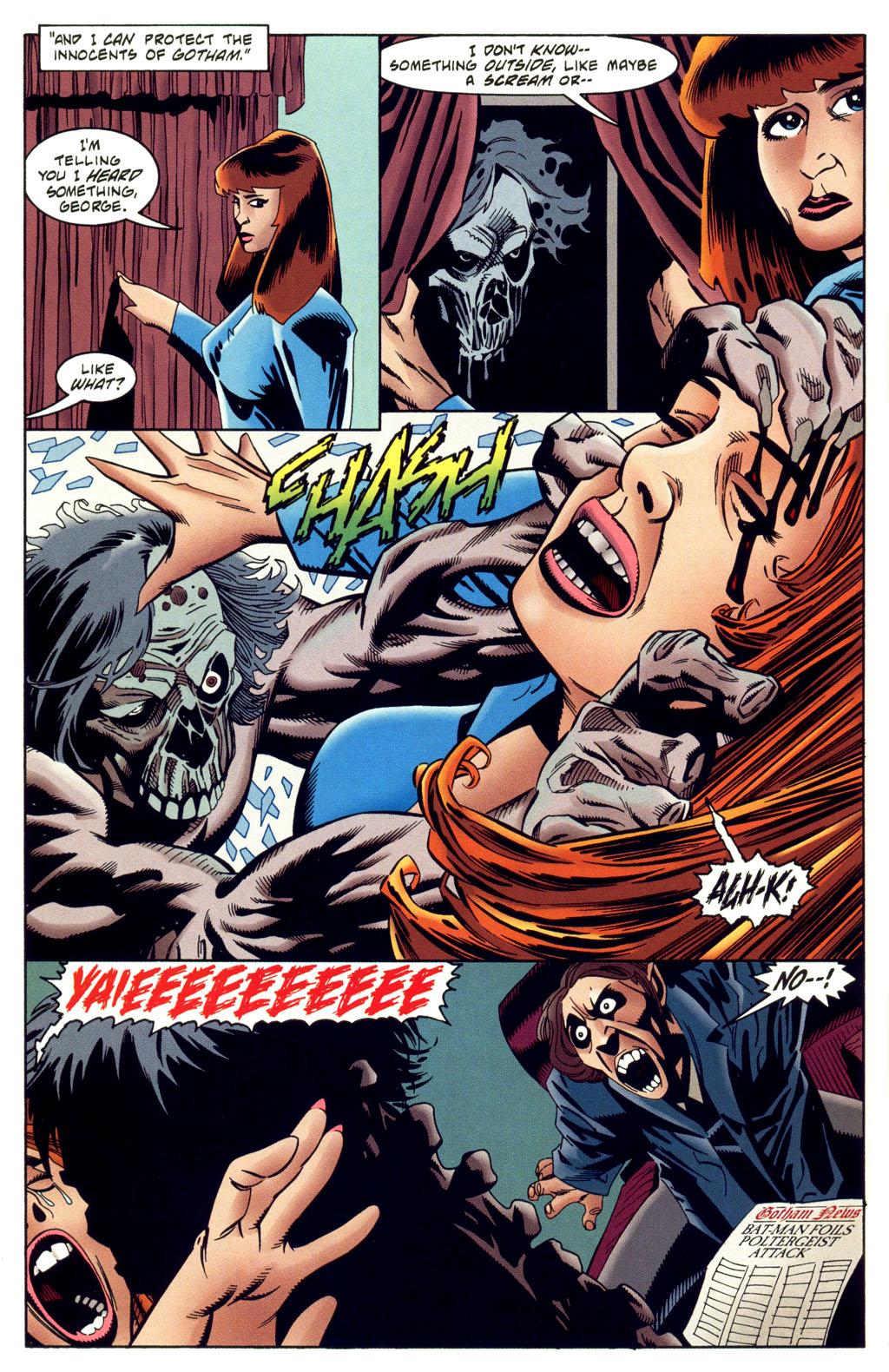 Read online Batman: Haunted Gotham comic -  Issue #2 - 14