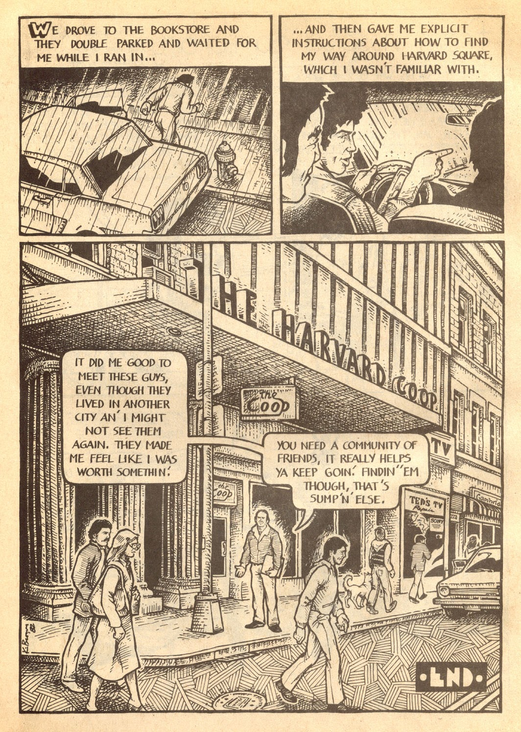 American Splendor (1976) issue 7 - Page 46