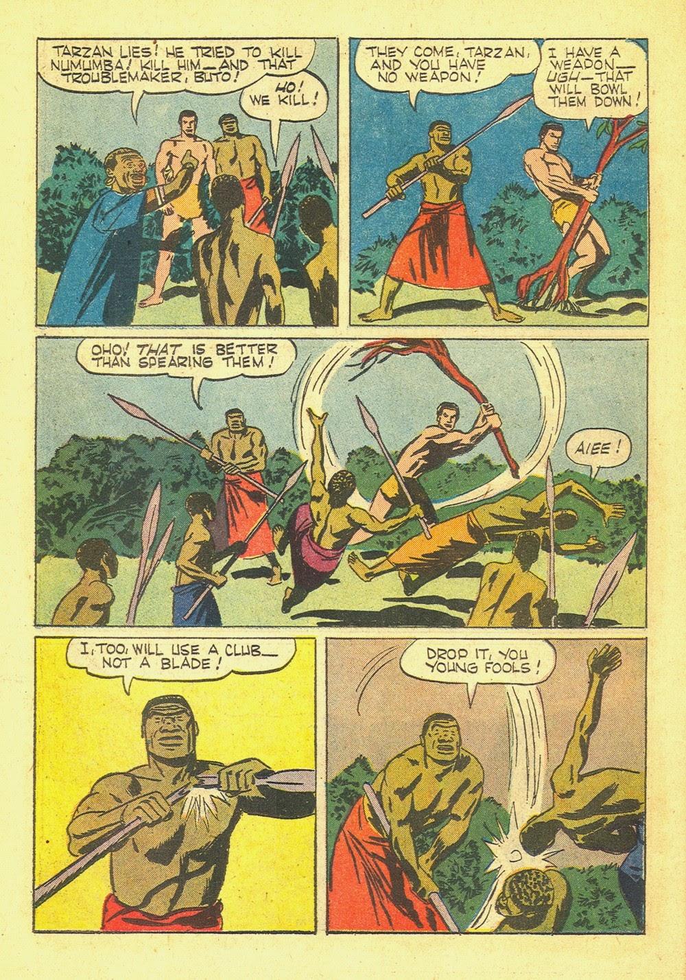 Tarzan (1948) issue 125 - Page 14