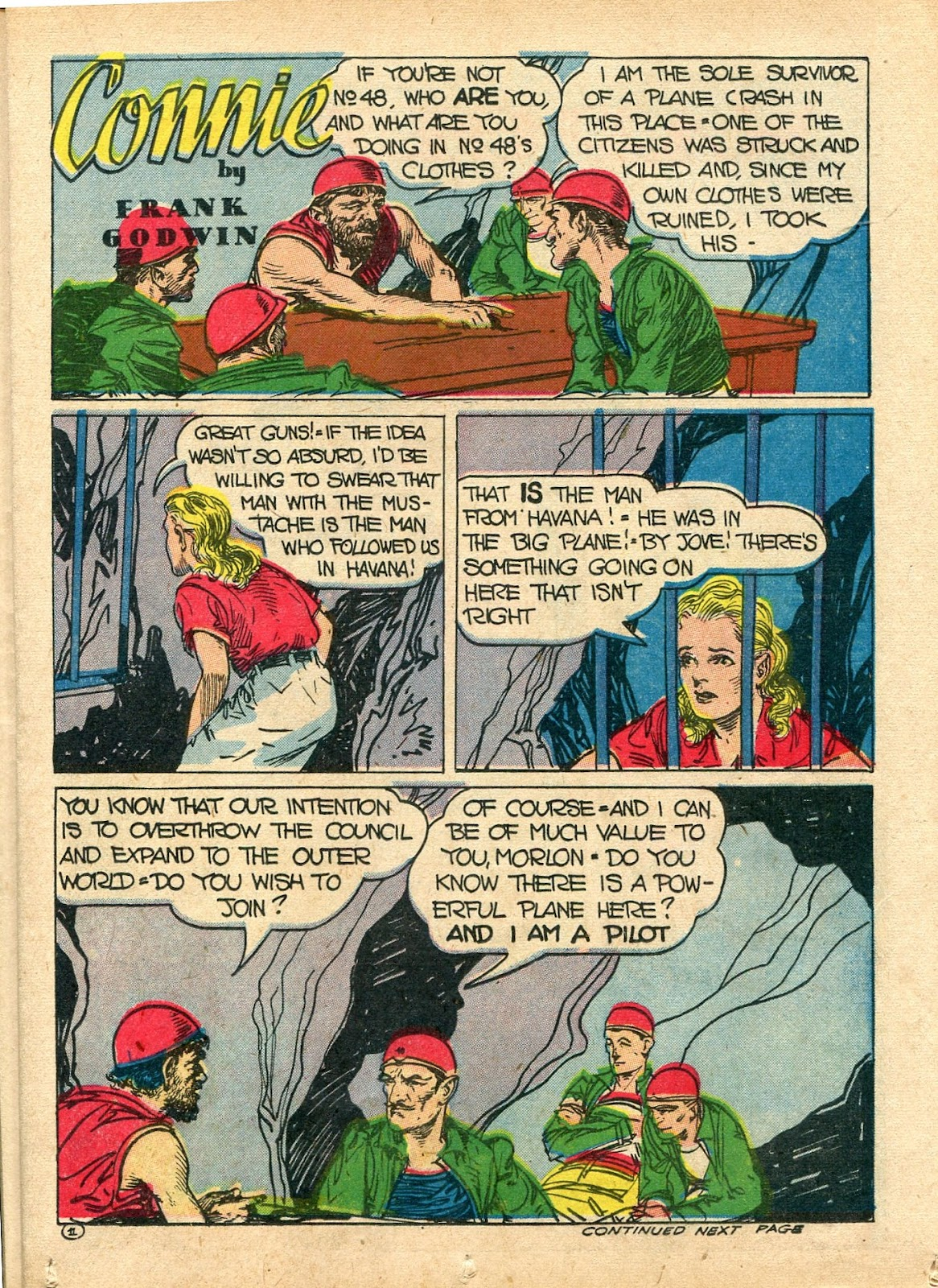 Read online Famous Funnies comic -  Issue #112 - 29
