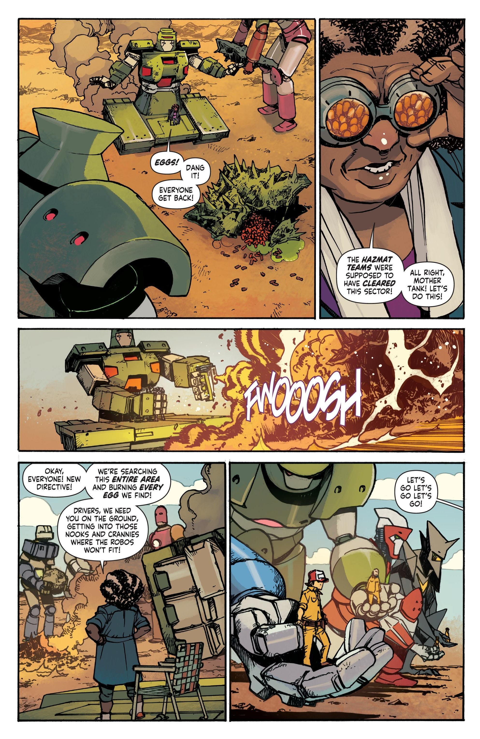 Mech Cadet Yu #_TPB_2 #15 - English 15