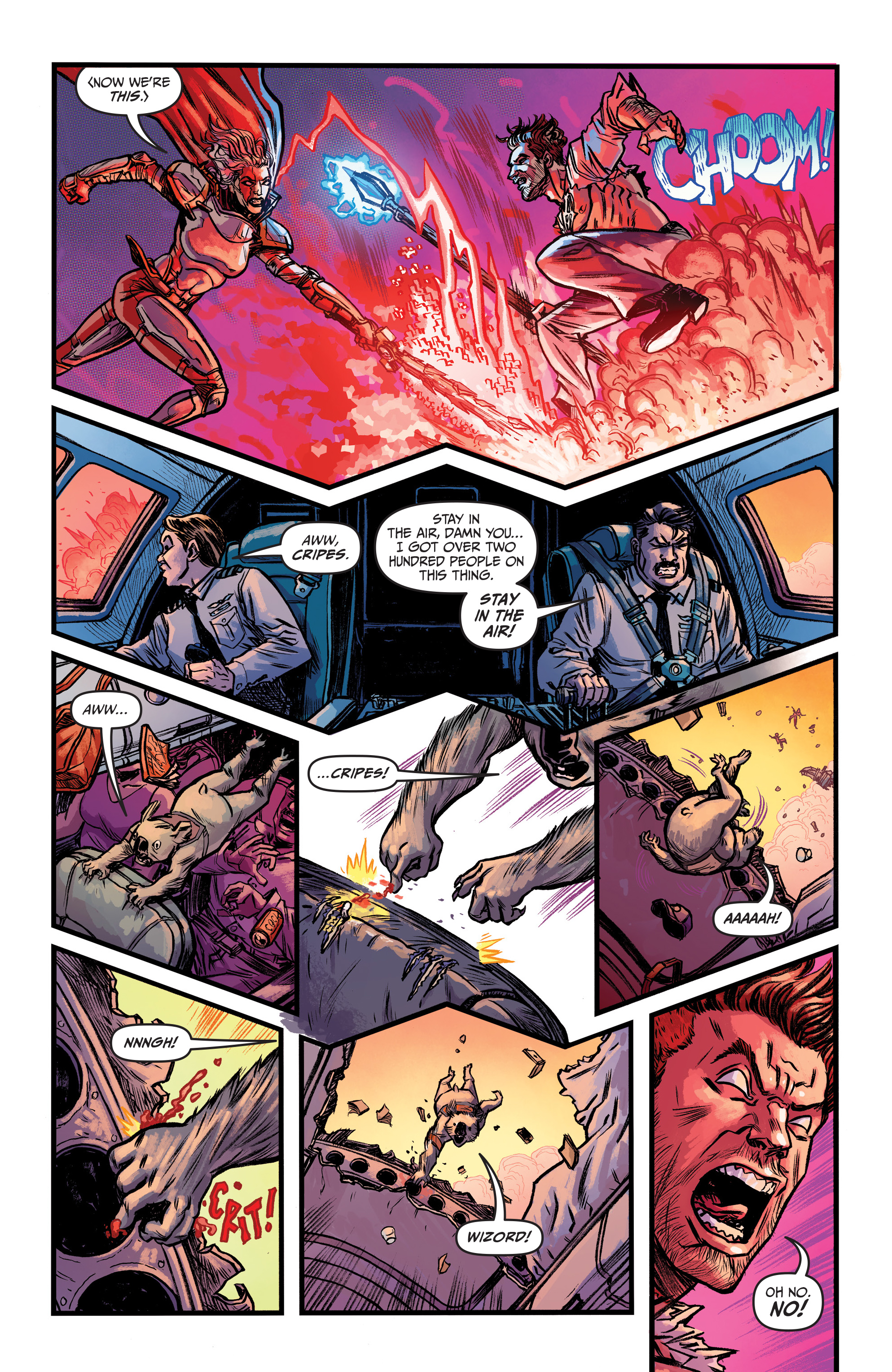 Read online Curse Words comic -  Issue #5 - 5
