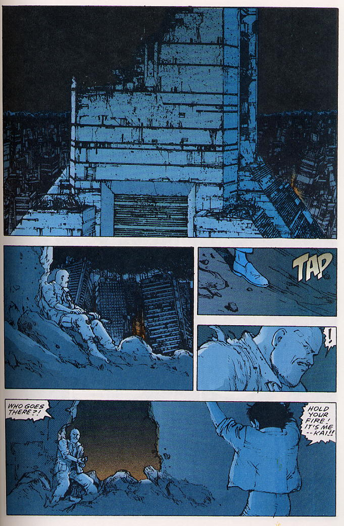 Read online Akira comic -  Issue #26 - 32