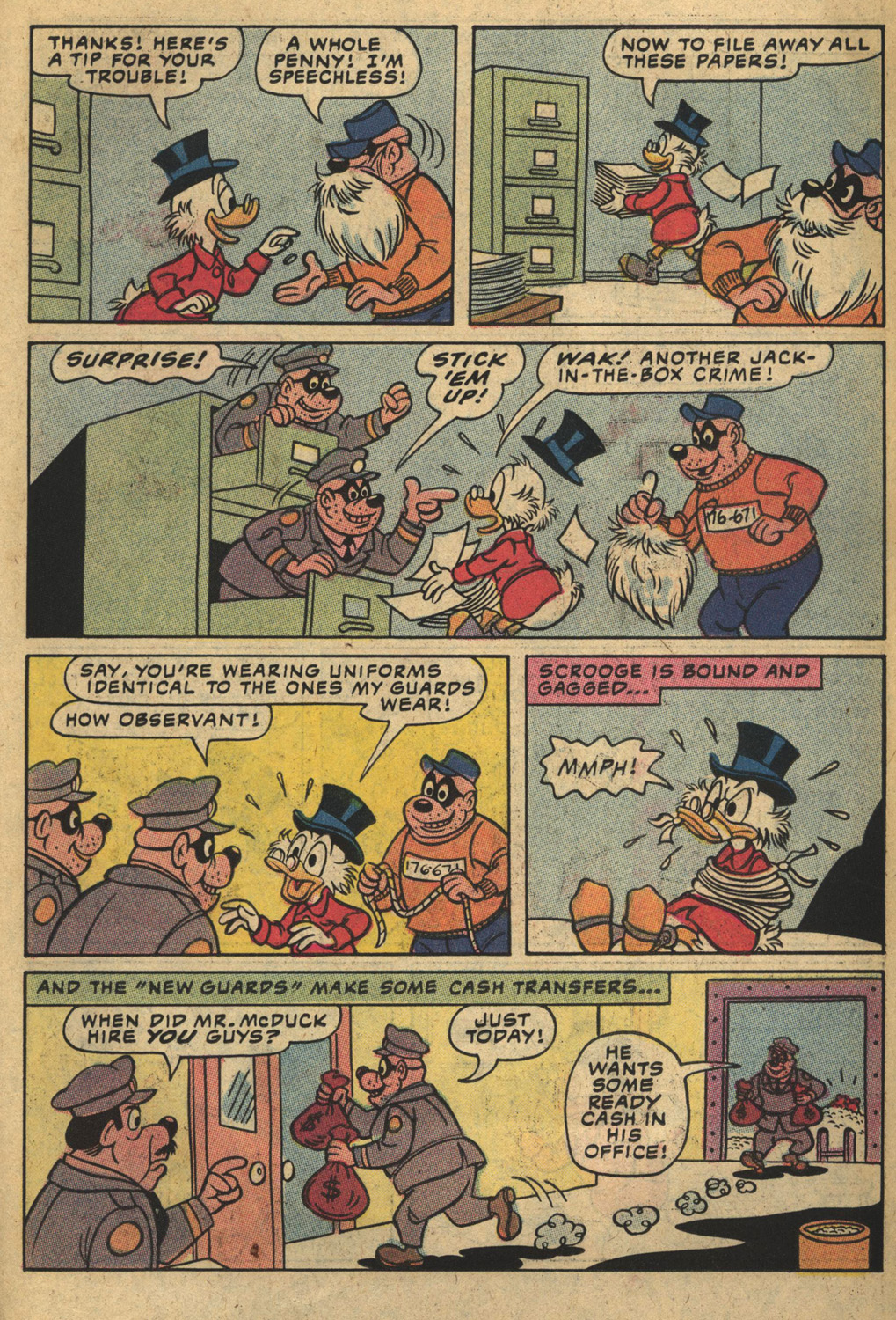 Read online Uncle Scrooge (1953) comic -  Issue #193 - 23
