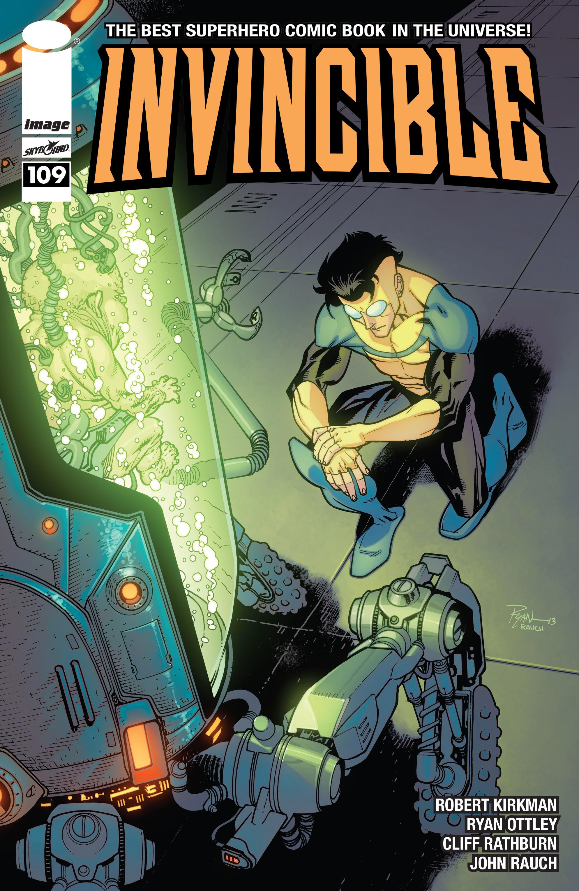 Invincible (2003) 109 Page 1