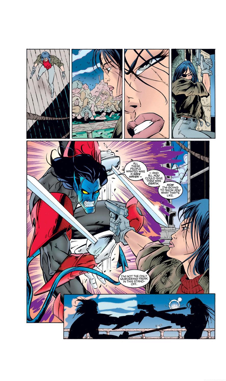 Read online X-Calibre comic -  Issue #2 - 22
