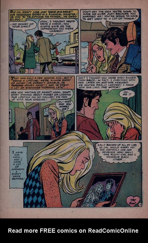 Read online Secret Hearts comic -  Issue #145 - 13