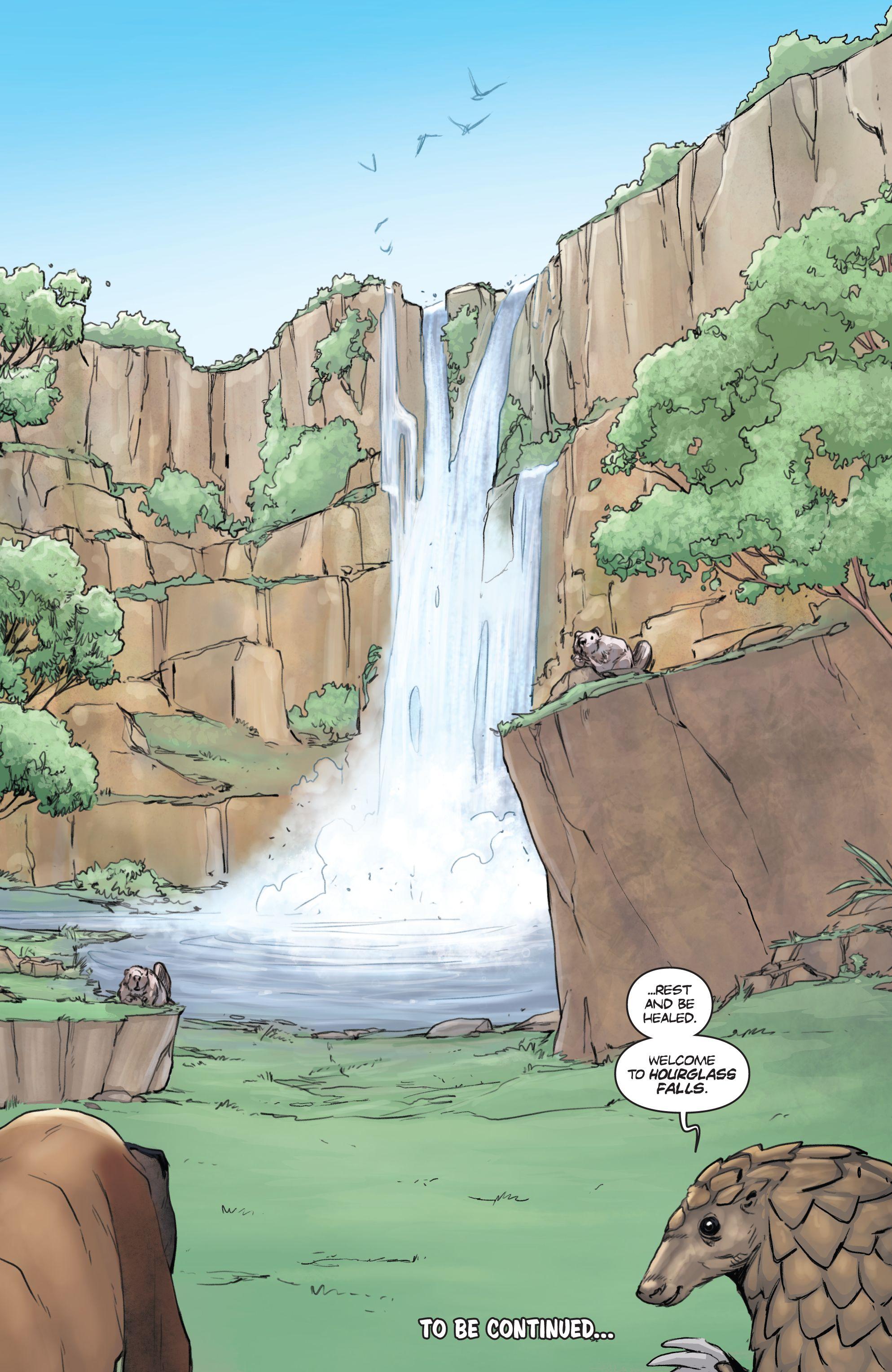 Read online Animosity comic -  Issue #7 - 21