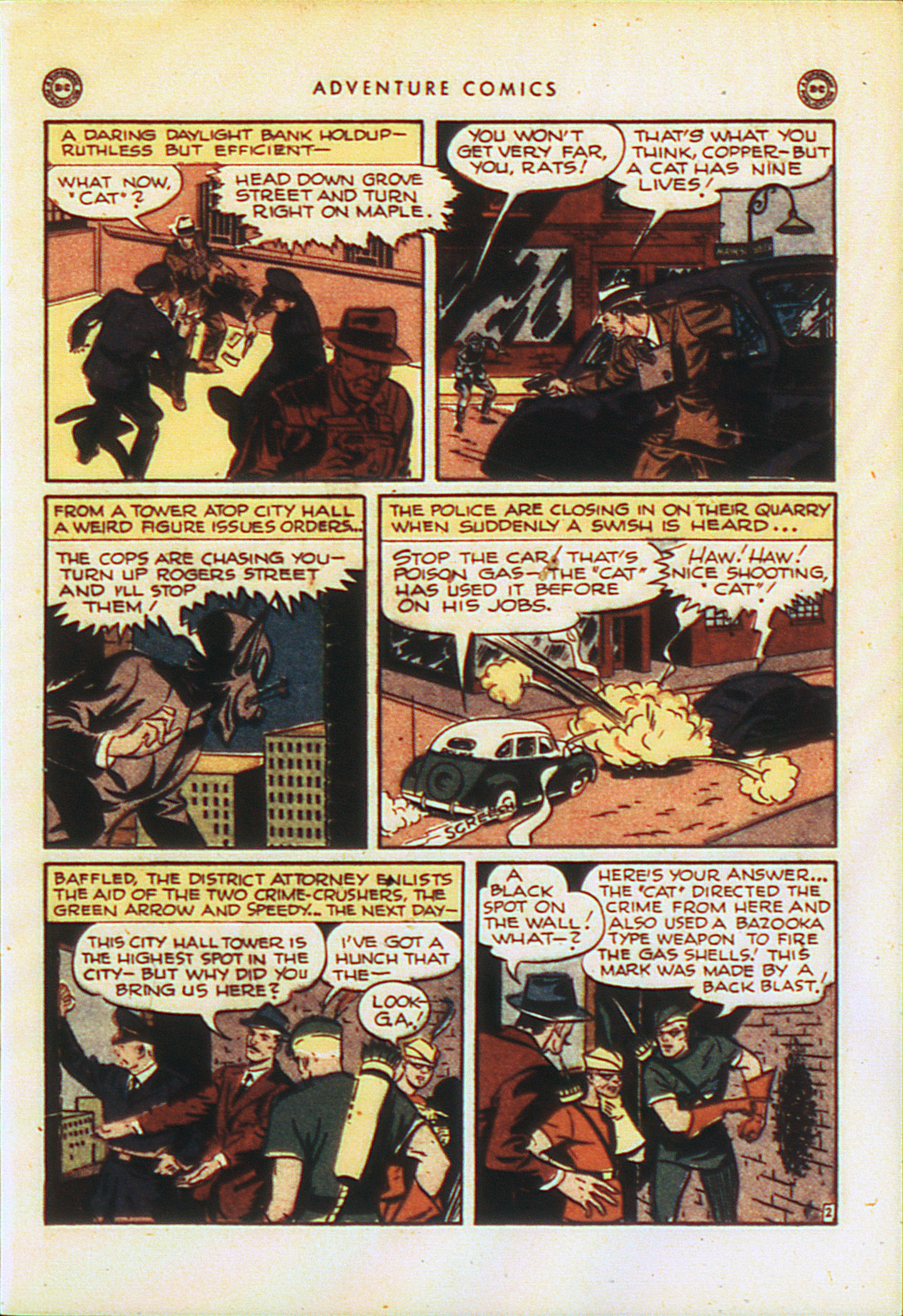Read online Adventure Comics (1938) comic -  Issue #104 - 42
