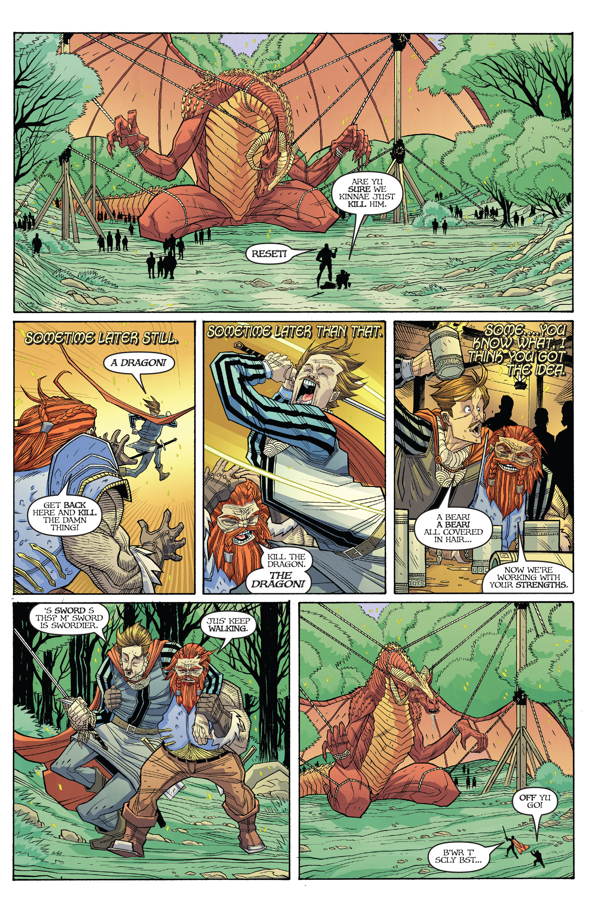 Read online Skullkickers comic -  Issue #18 - 7