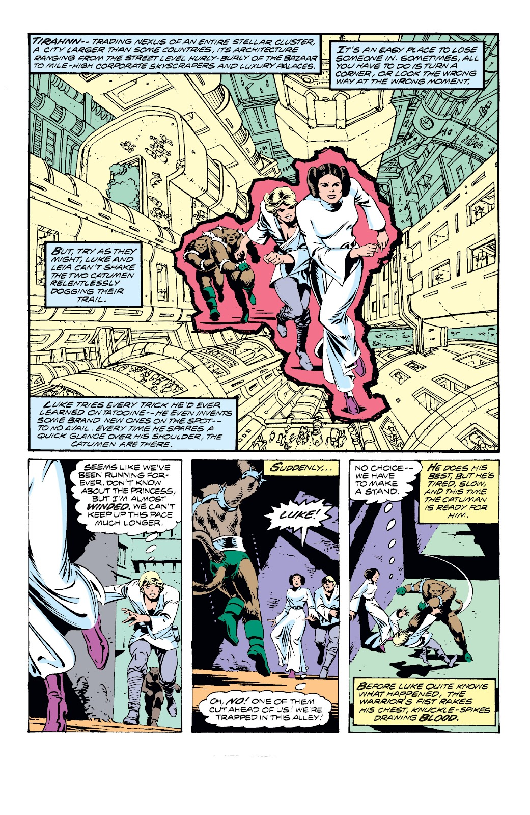 Read online Star Wars Legends: The Original Marvel Years - Epic Collection comic -  Issue # TPB 2 (Part 3) - 7
