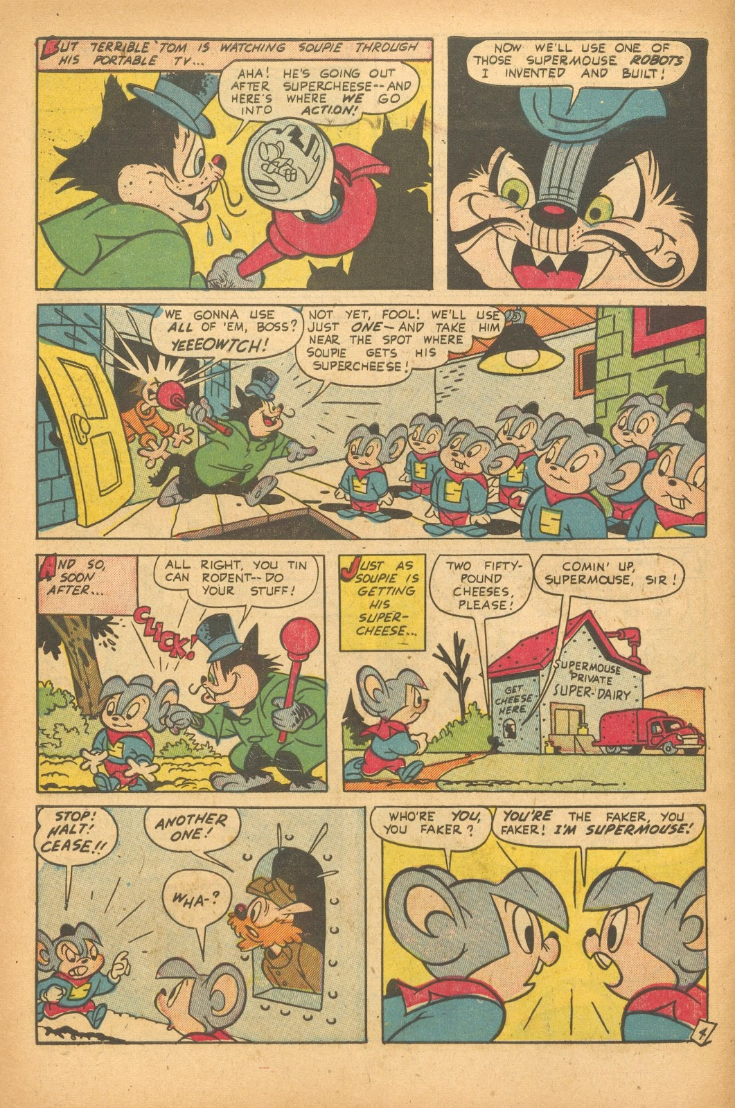 Supermouse issue 26 - Page 6