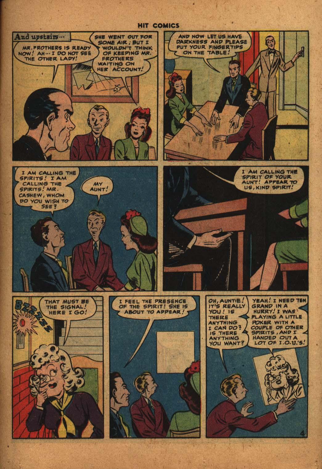 Read online Hit Comics comic -  Issue #47 - 18