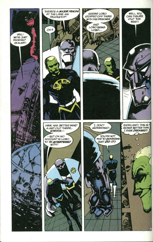 Read online Lobo (1990) comic -  Issue #1 - 23