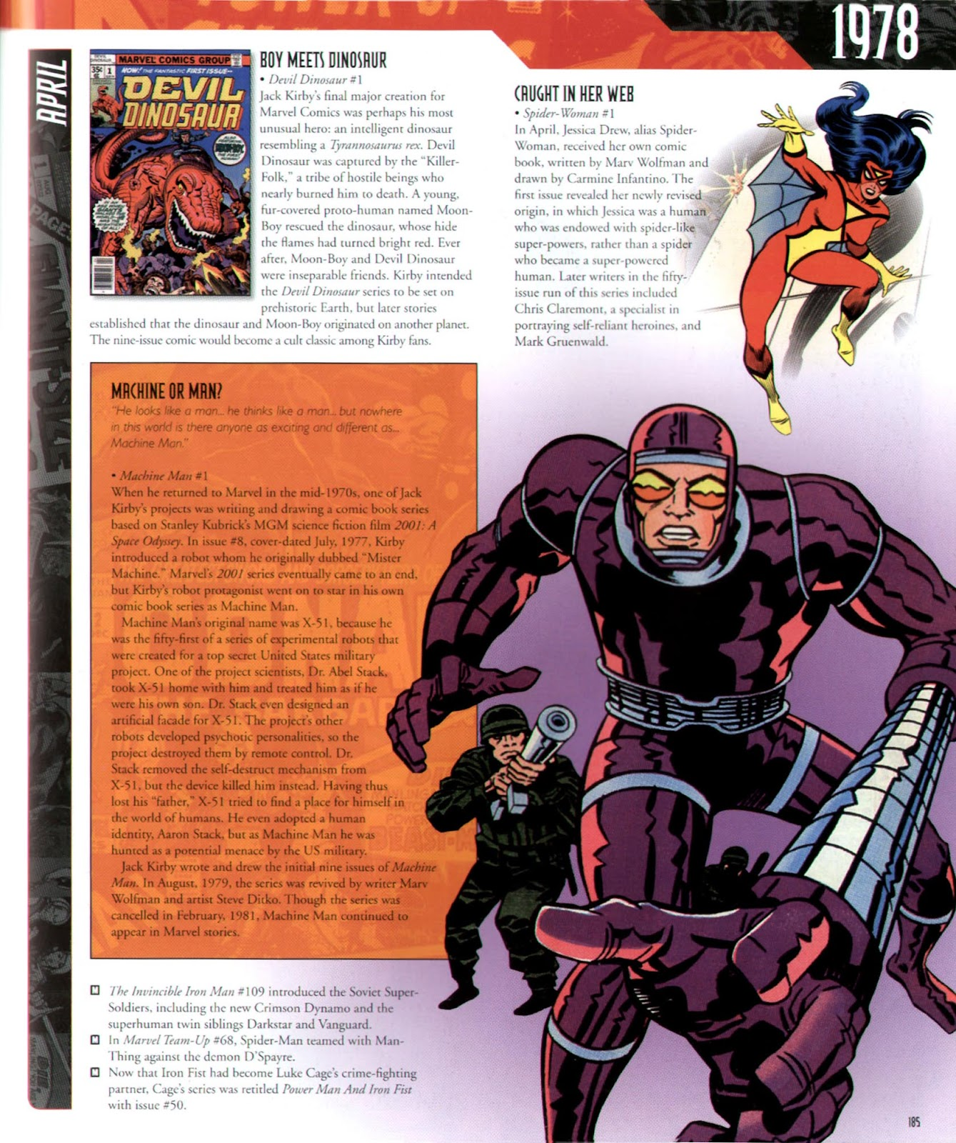 Read online Marvel Chronicle comic -  Issue # TPB (Part 2) - 74