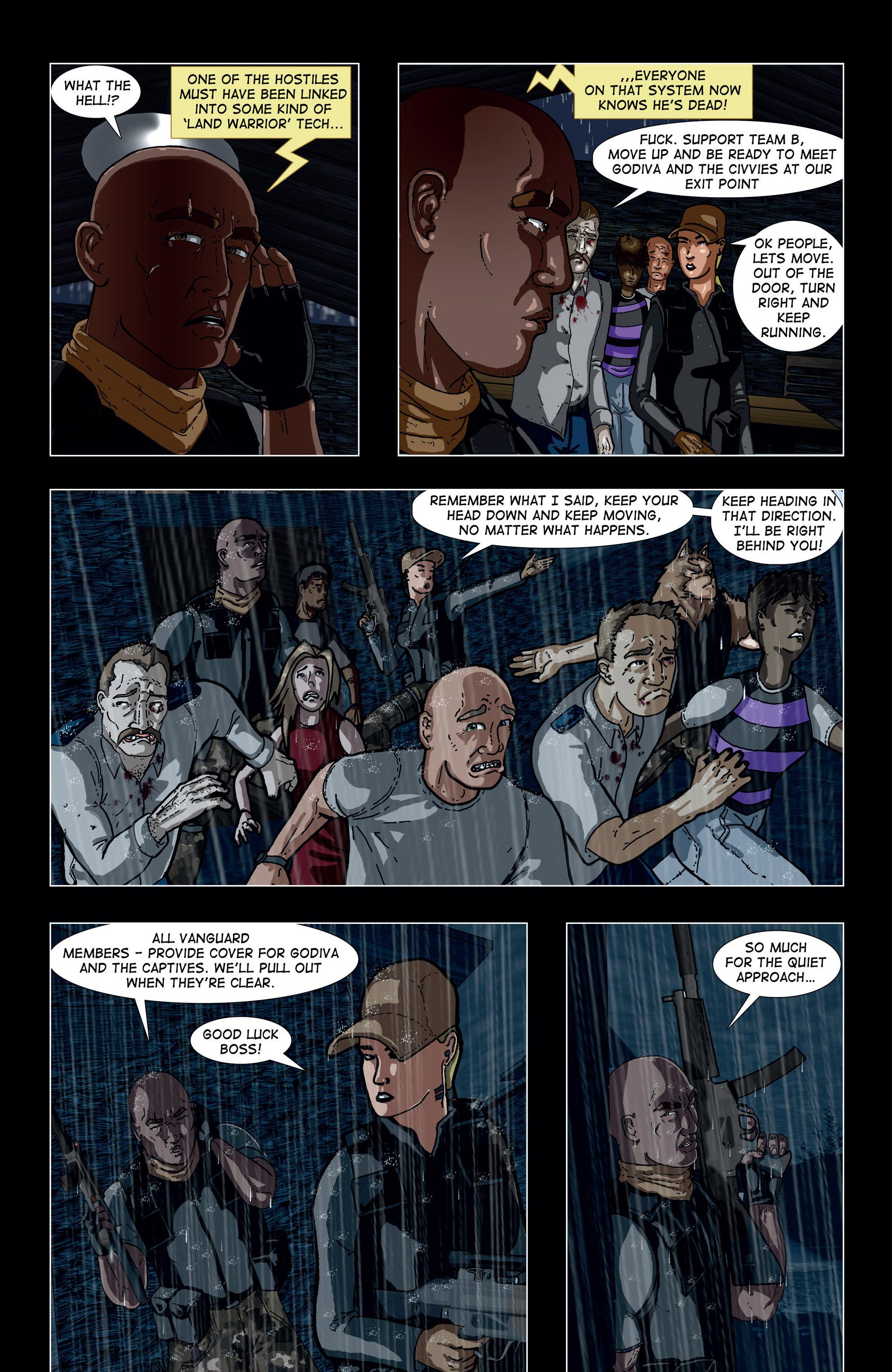 Read online Vanguard (2015) comic -  Issue #2 - 11