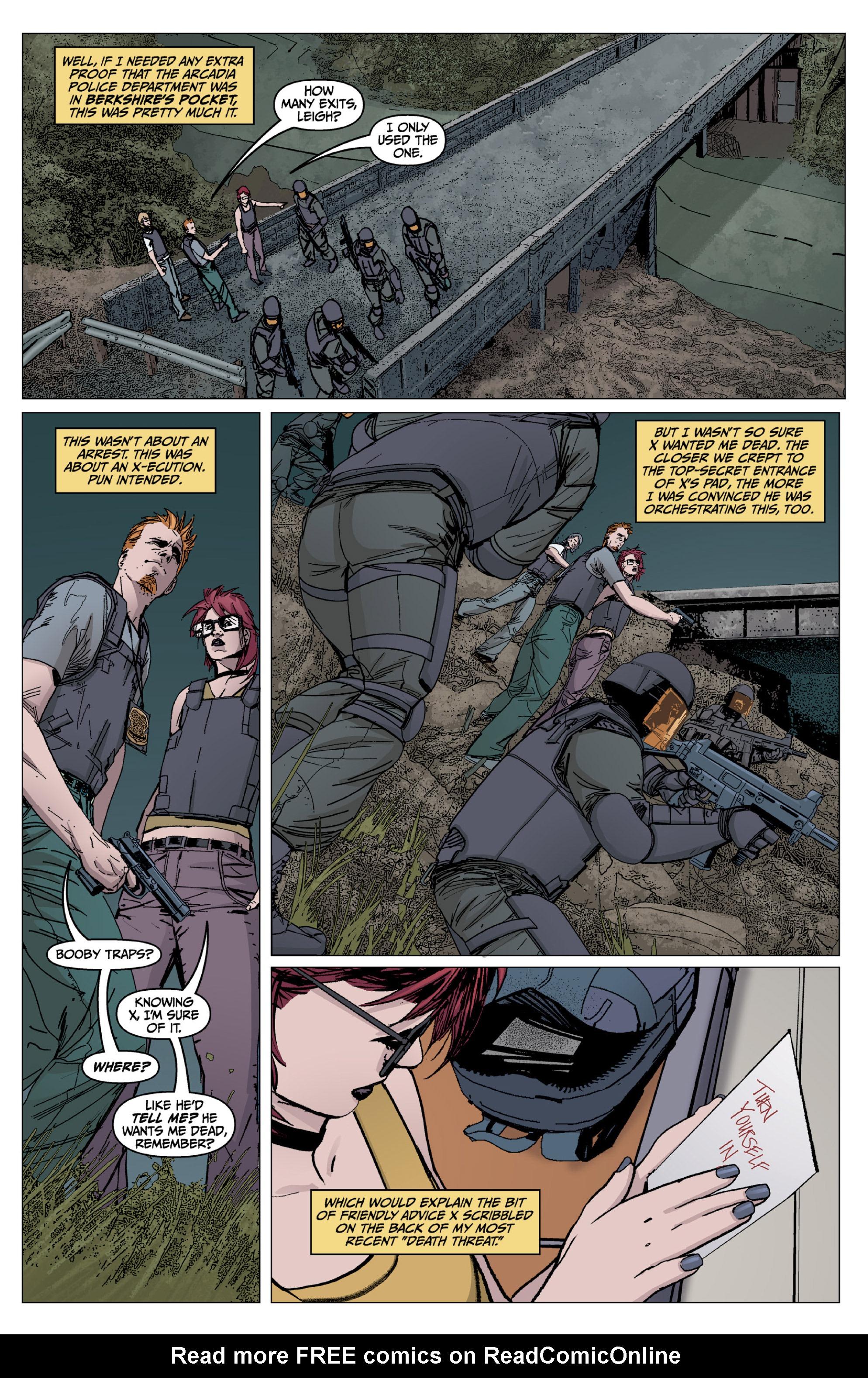 Read online X: Big Bad comic -  Issue # Full - 96