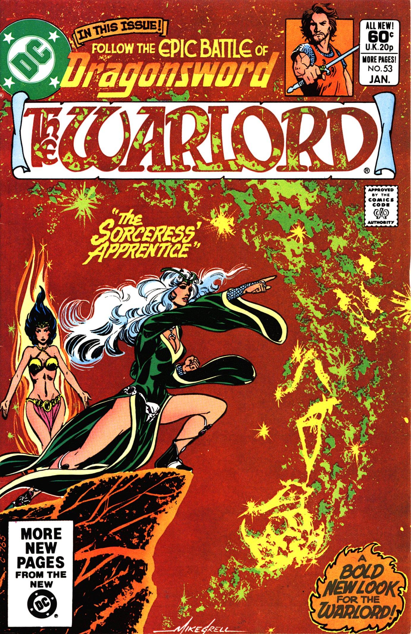 Warlord (1976) 53 Page 1
