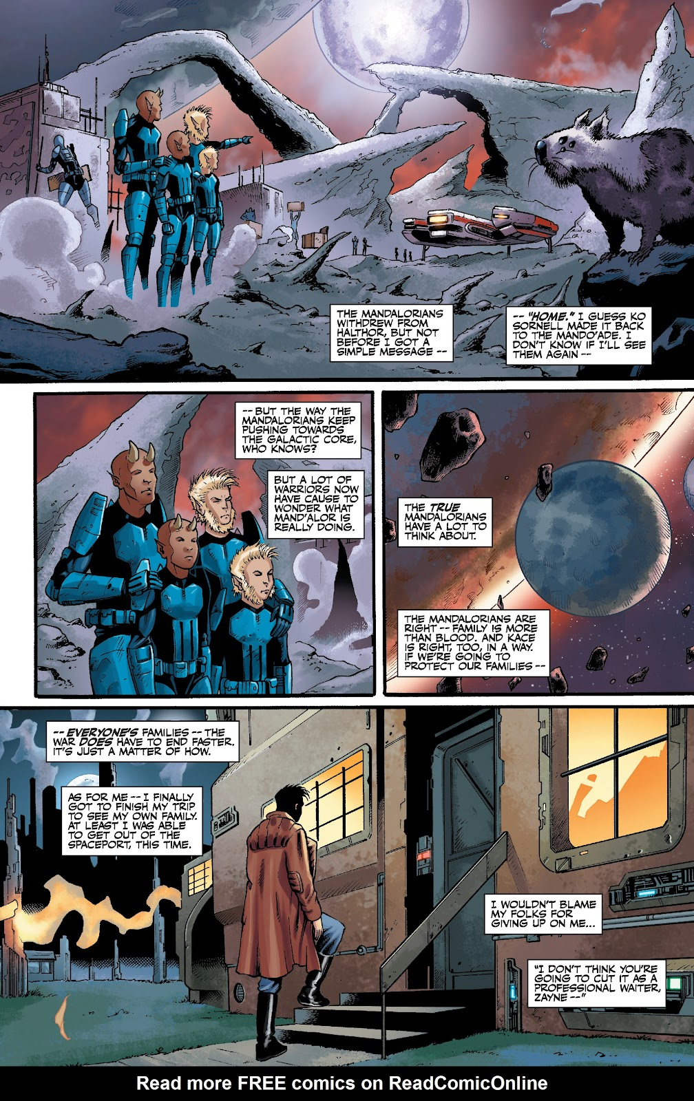 Read online Star Wars Legends: The Old Republic - Epic Collection comic -  Issue # TPB 3 (Part 5) - 15