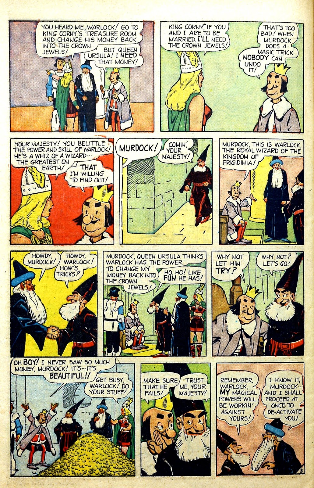 Read online Famous Funnies comic -  Issue #185 - 41