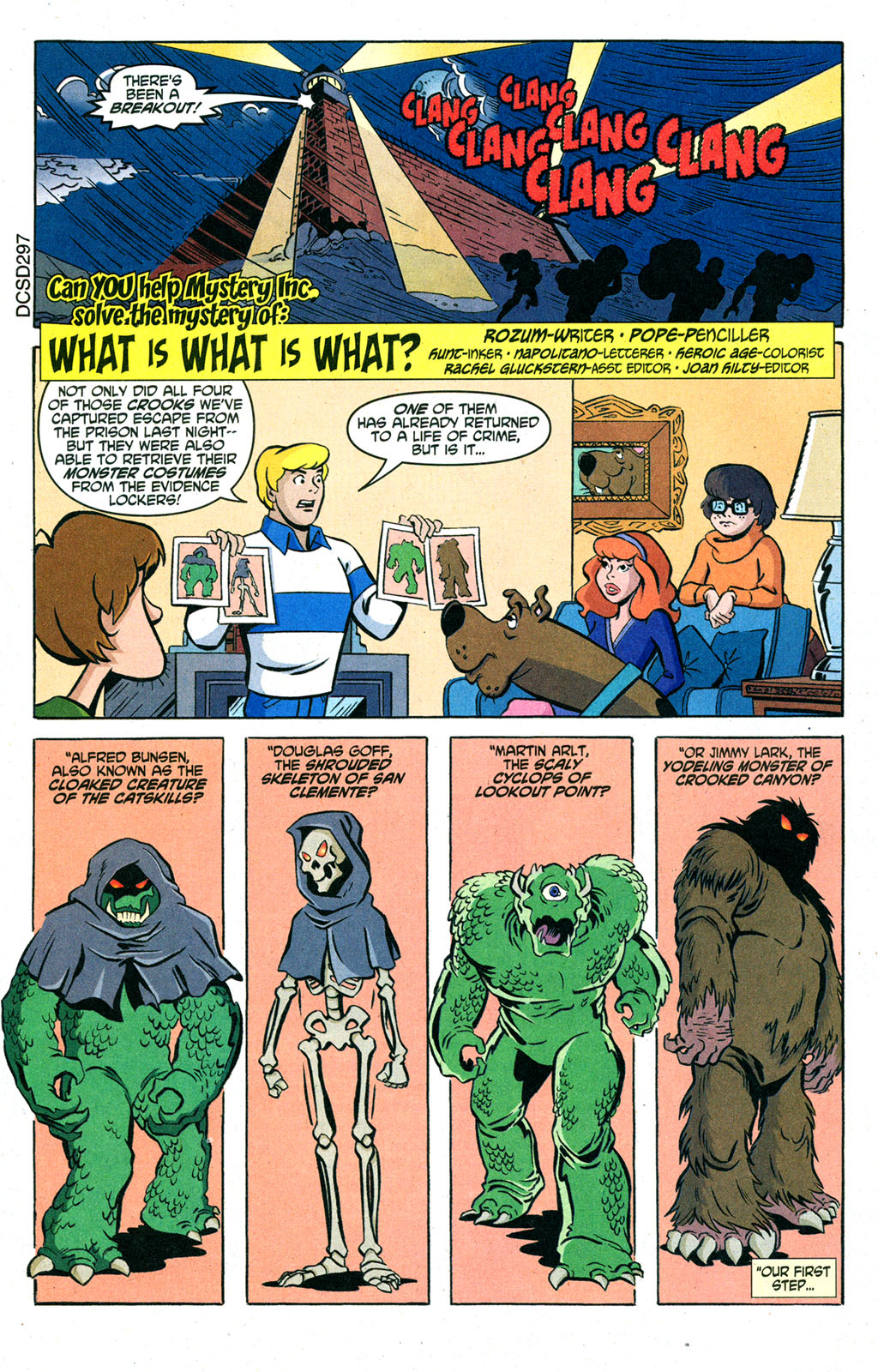 Read online Scooby-Doo (1997) comic -  Issue #94 - 12