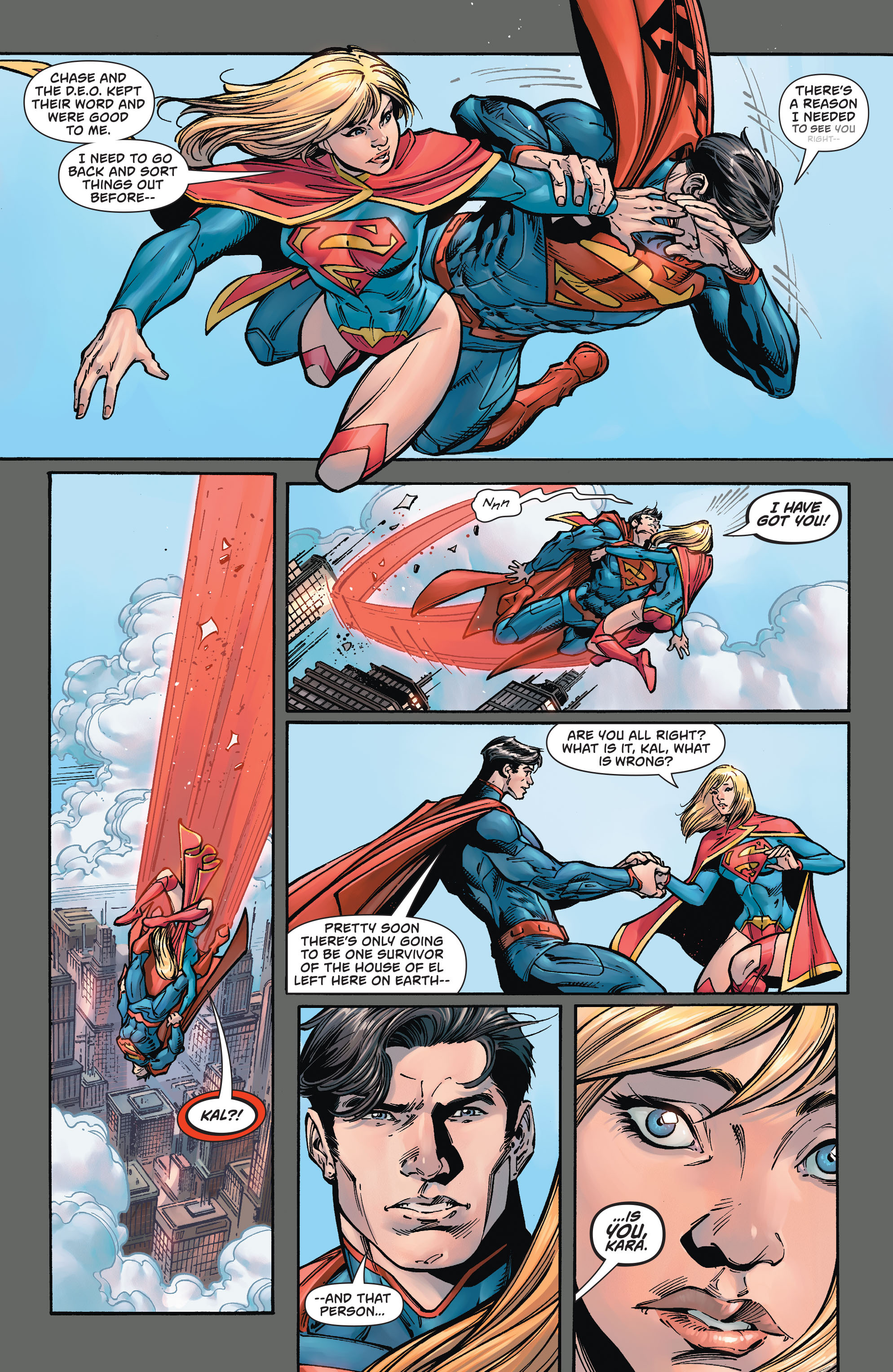 Read online Action Comics (2011) comic -  Issue #51 - 9