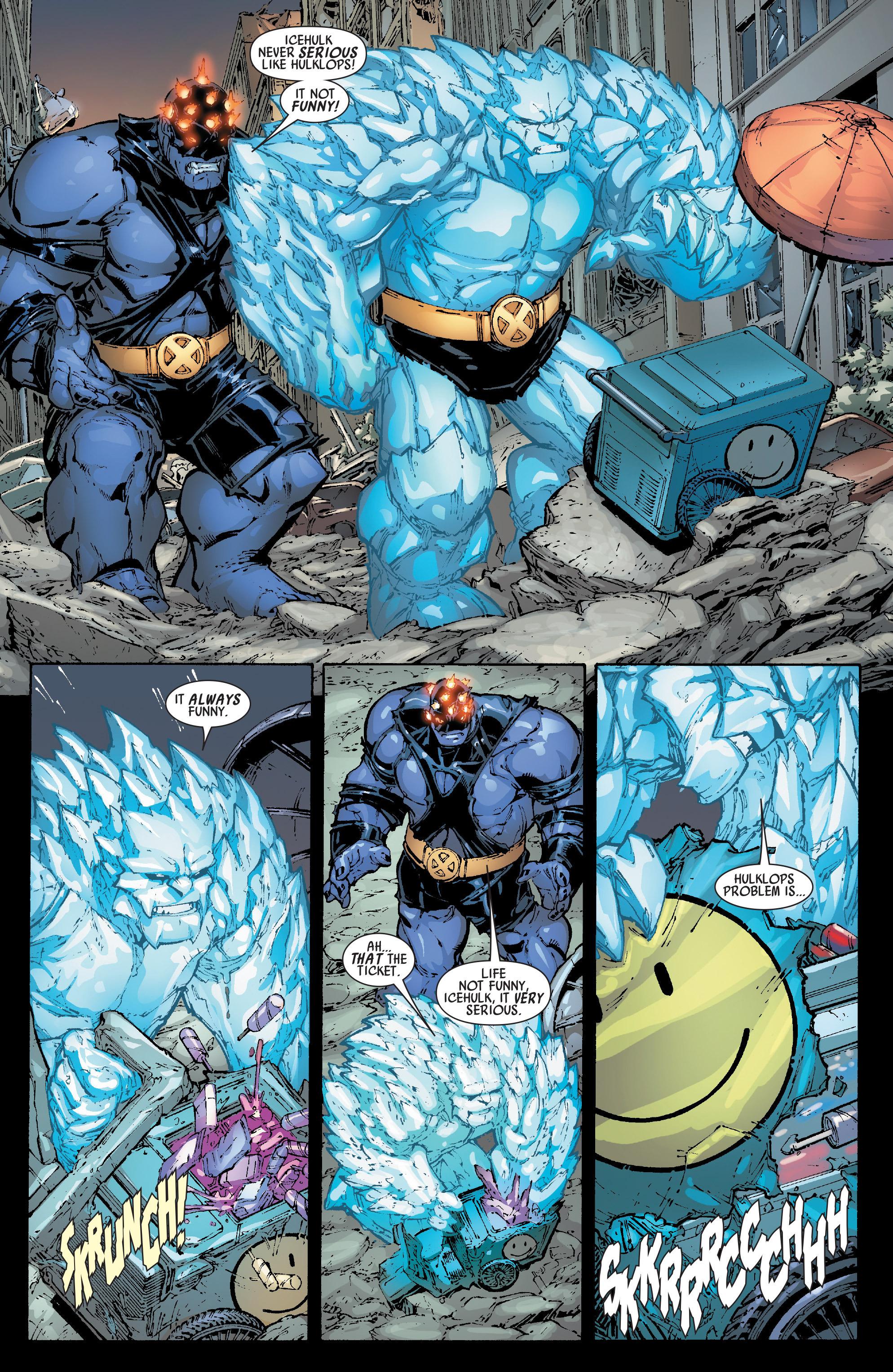 Read online World War Hulks: Spider-Man vs. Thor comic -  Issue #1 - 27
