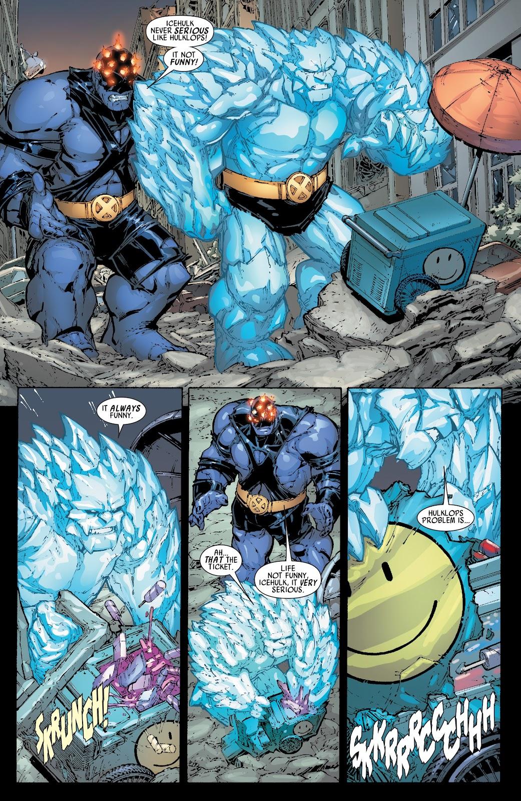 World War Hulks: Spider-Man vs. Thor Issue #1 #1 - English 27