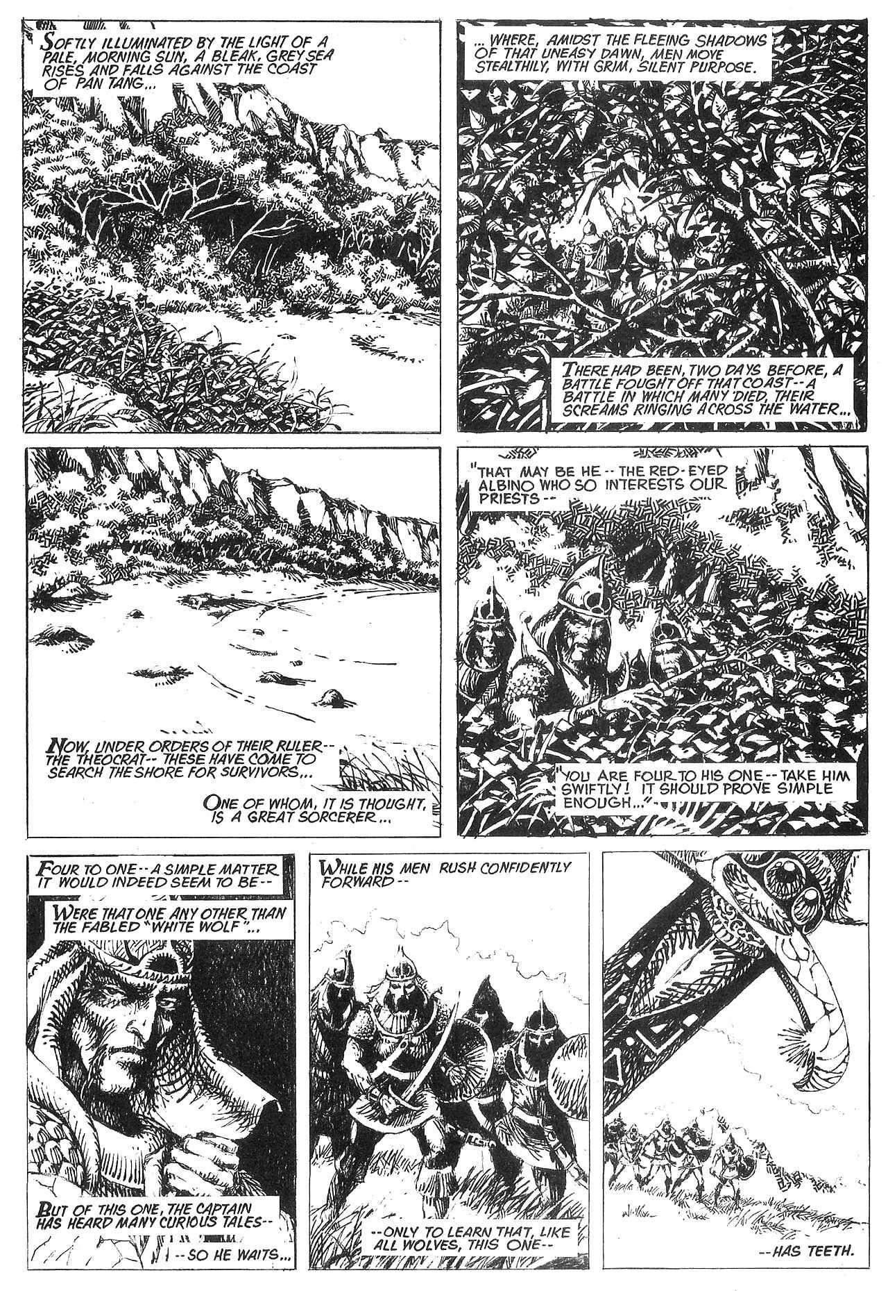 Read online Star*Reach comic -  Issue #6 - 32