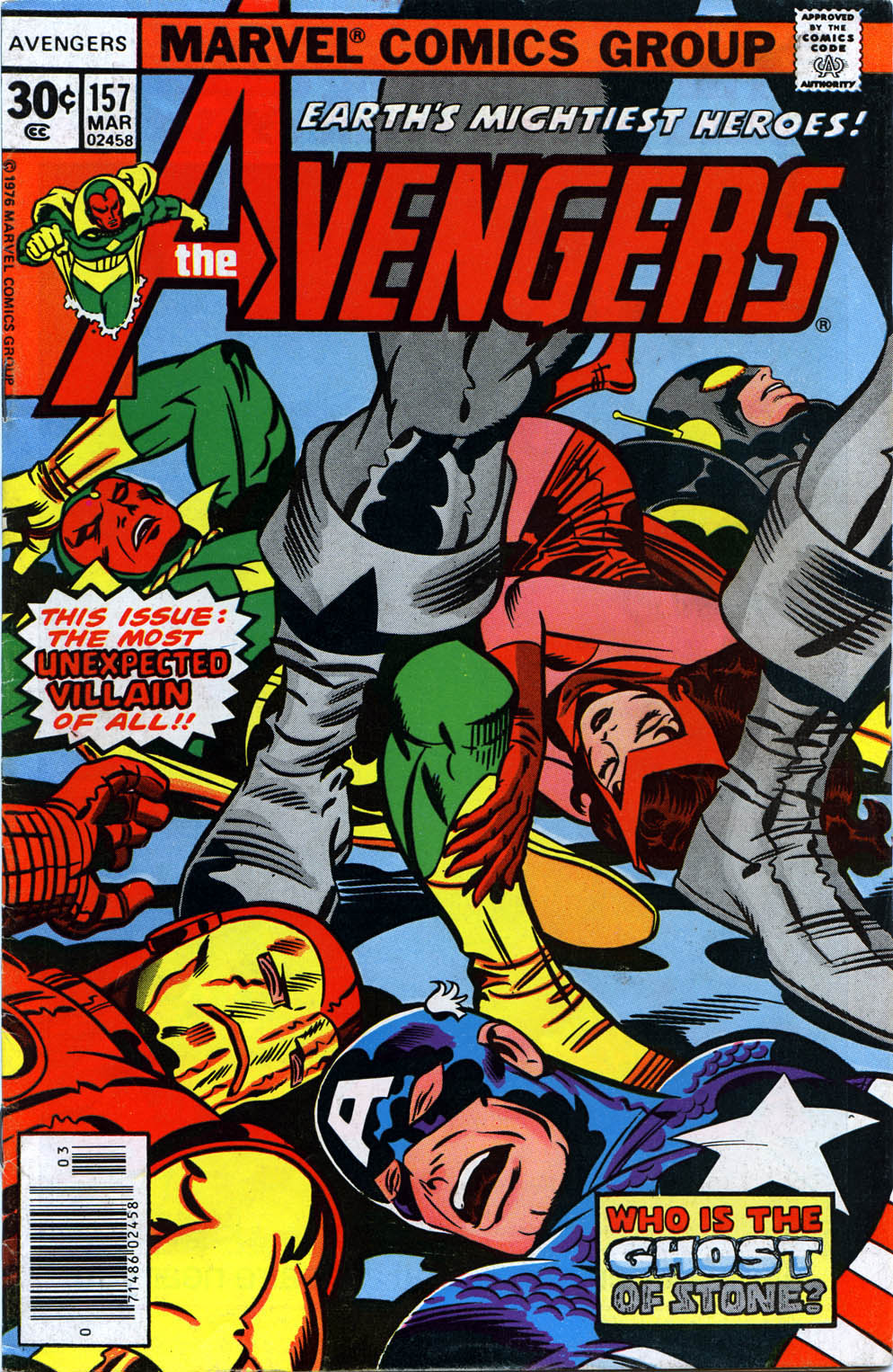 The Avengers (1963) 157 Page 1