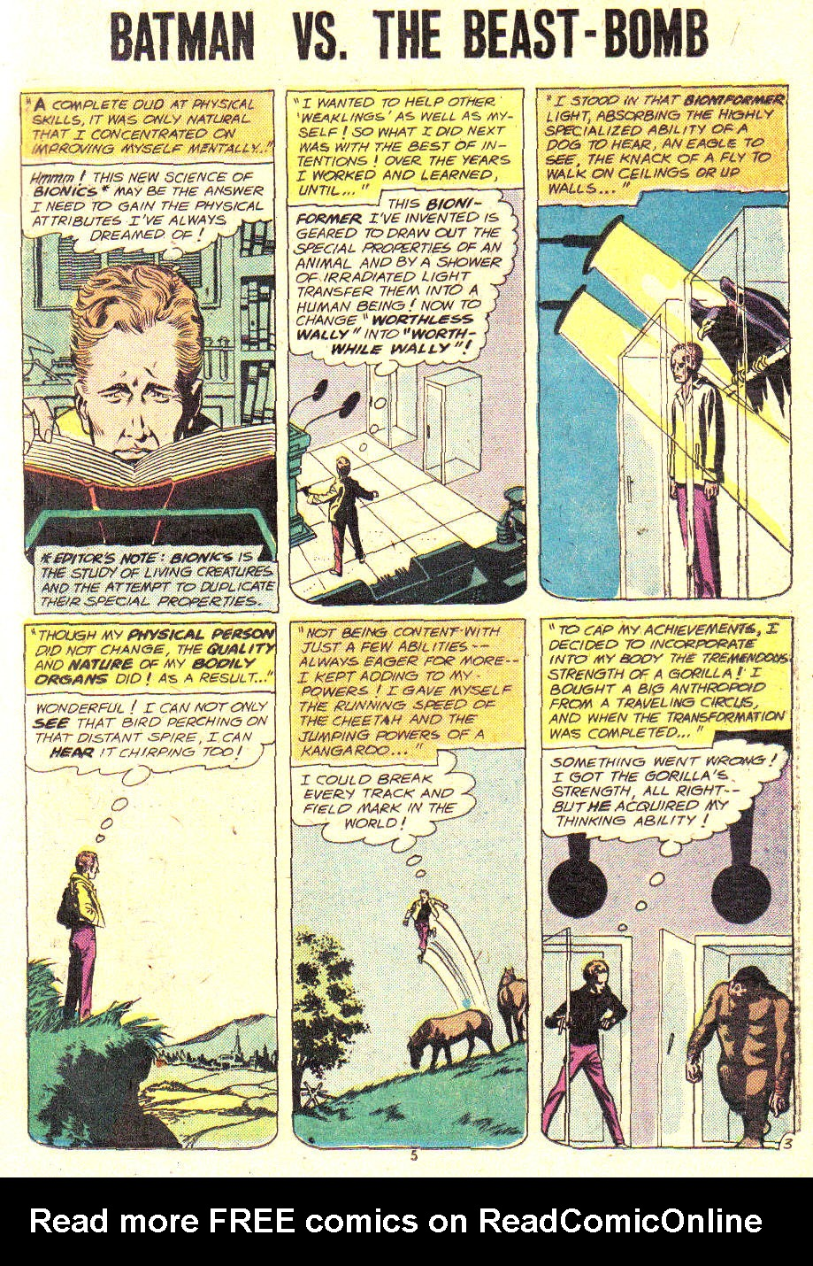 DC Special (1975) issue 16 - Page 5