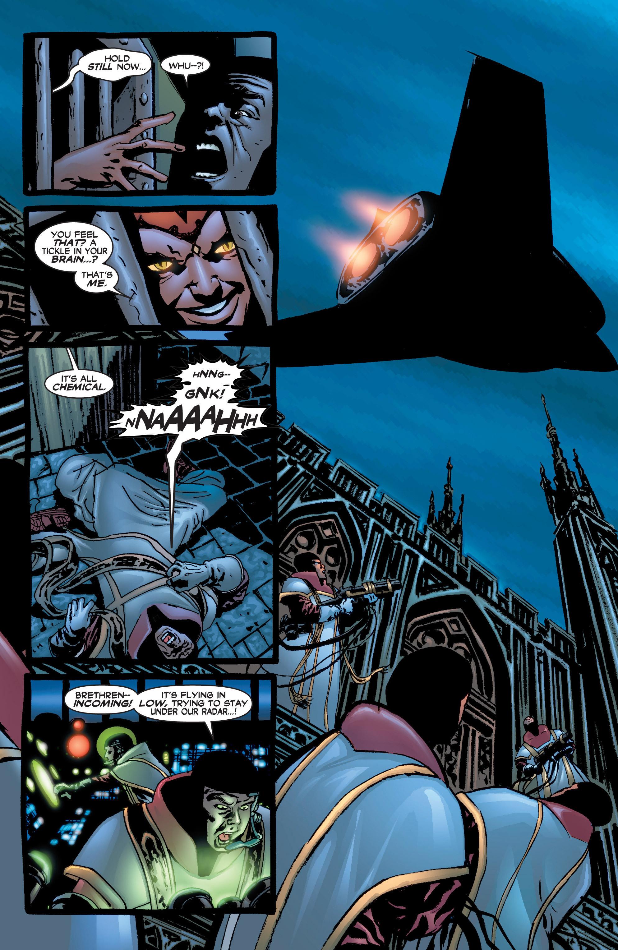 Read online Uncanny X-Men (1963) comic -  Issue #400 - 32