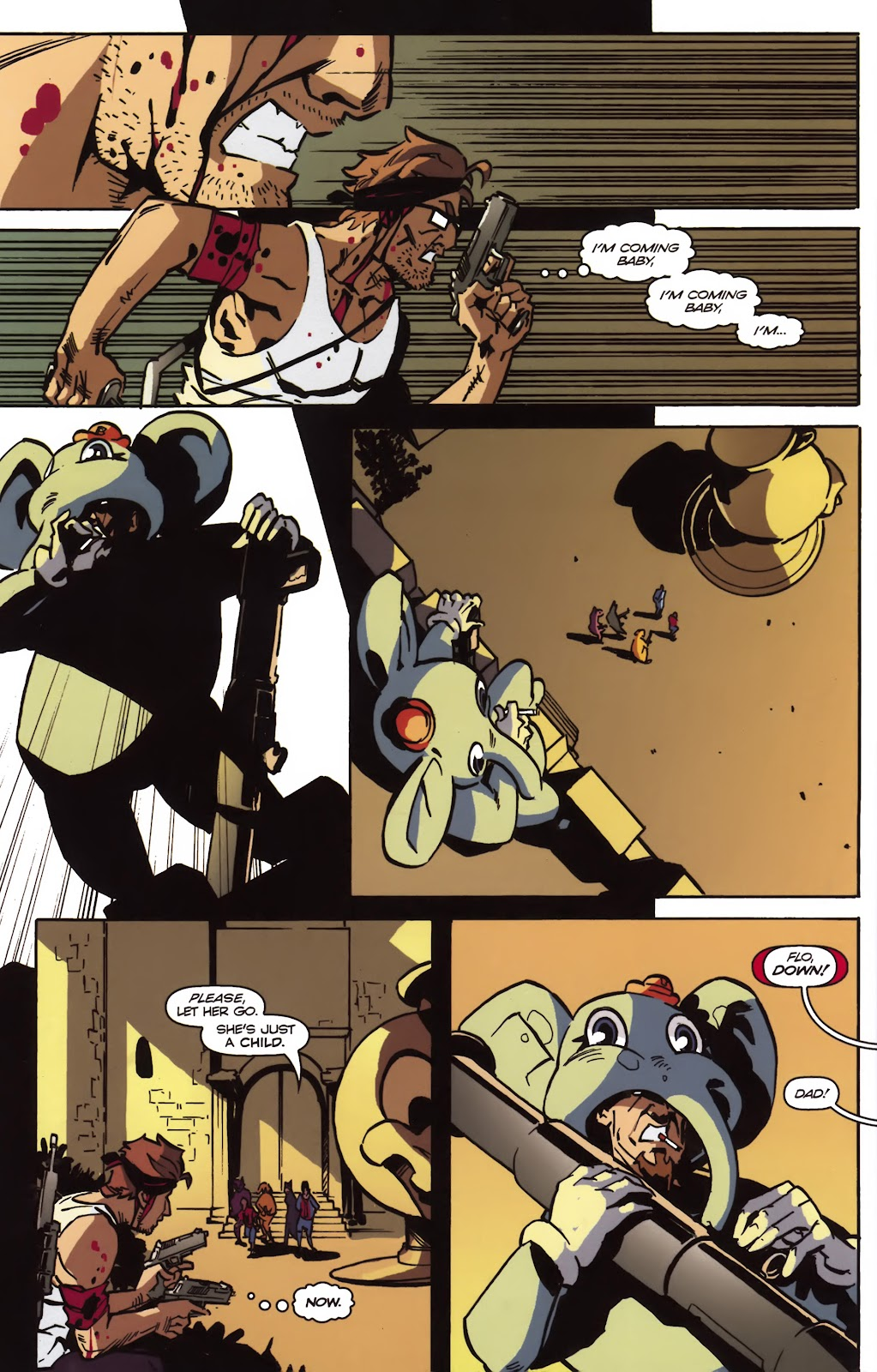 Read online Ricky Rouse Has A Gun comic -  Issue # TPB (Part 2) - 45