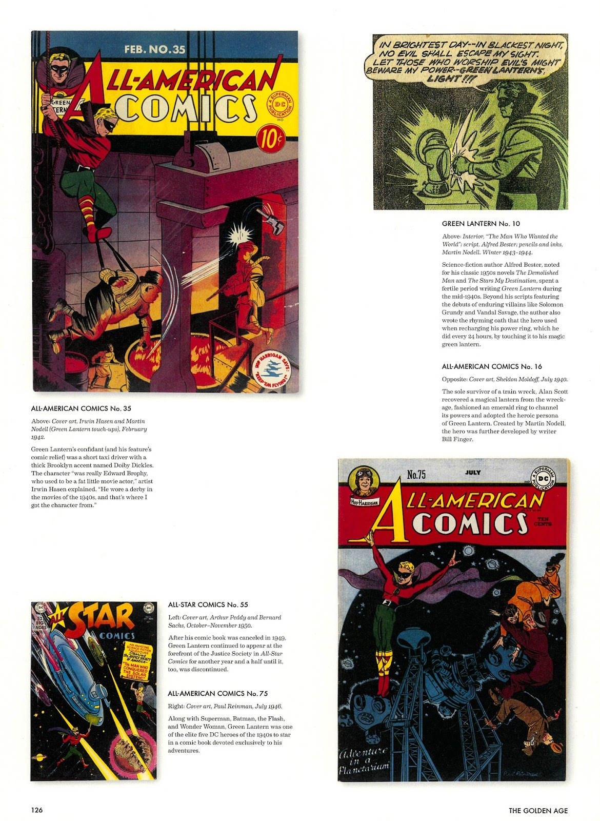 Read online 75 Years Of DC Comics comic -  Issue # TPB (Part 2) - 36