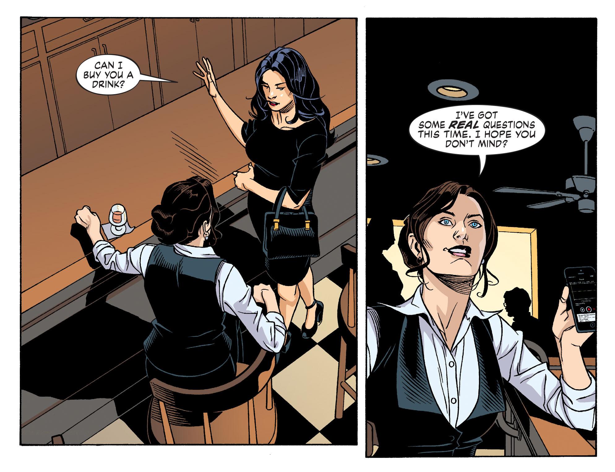 Read online Sensation Comics Featuring Wonder Woman comic -  Issue #27 - 21
